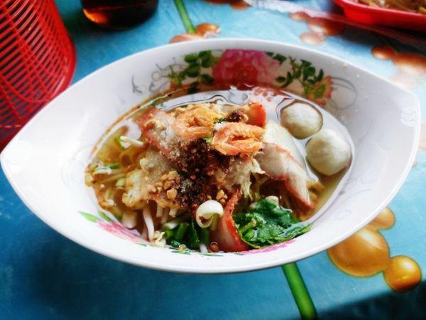 หิววววววววว อยากกินอ่าาาา Food Noodle Shrimp Curry Lunch Time! Happy Time Eating Thailand Thai Food