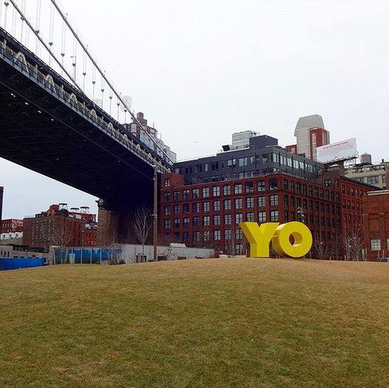 YO Brooklyn Bridge Newyorkcity Newyorker Nystreetphoto NuevaYork Newyorknewyork NY NYC Park