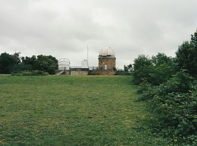 Sternwarte Uhlandshöhe. The Architect - 2014 EyeEm Awards Welovestgt Vscocam Observatory