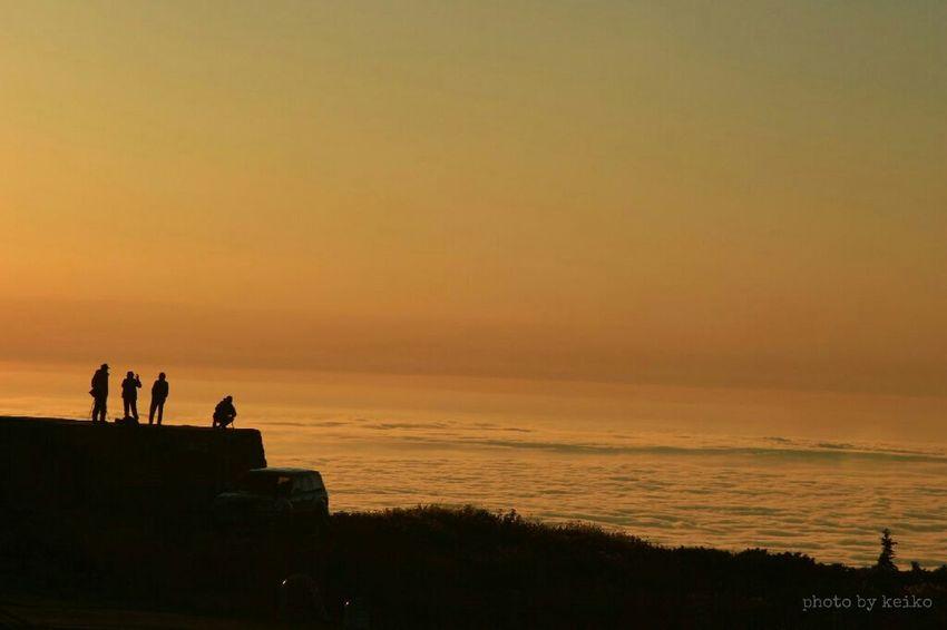 天狗平 立山アルペンルート 雲海 EyeEm Gallery 写真好きな人と繋がりたい EyeEm Best Shots Japan Photography Eyeemphotography Eye4photography  風景 Sky_collection 夕焼け Sunset_collection Sunset_kei