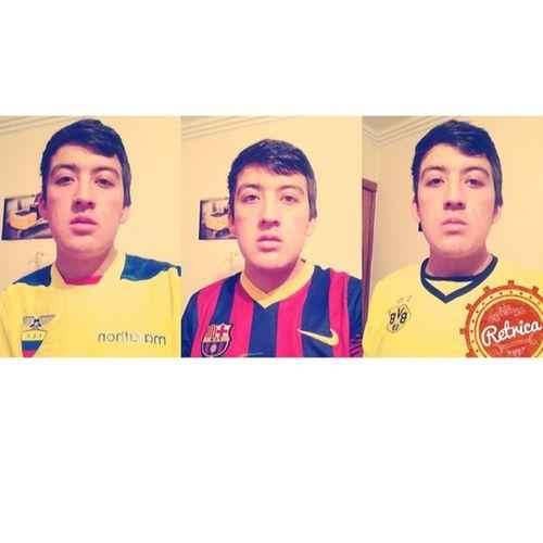 Tri FCBarcelona  BORUSIADORMUNTD Dormuntd