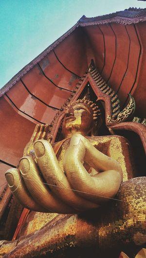 Budha Temple Budha Thai Temple Sawasdee Thailand Htconem9plus