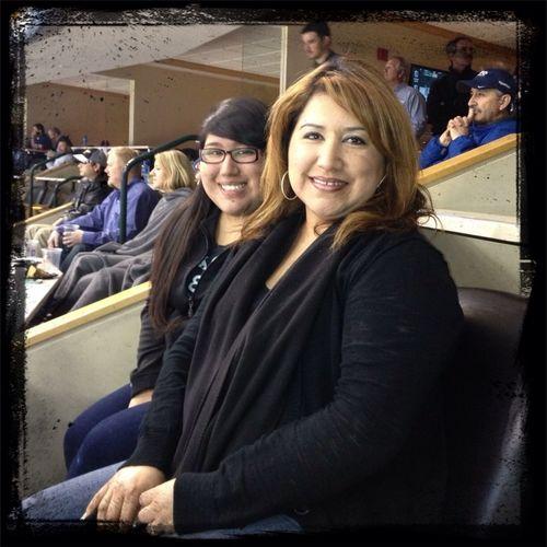 Dallas Stars Hockey Game