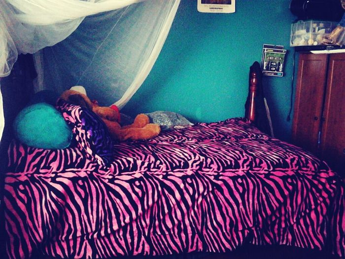 My Lovely Bed;)