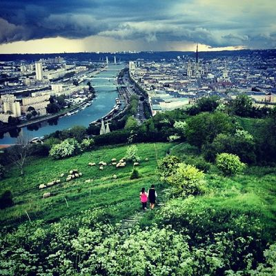 Igersrouen Rouen Paysage Landscape Sky Instaday Instacool Instagood Pictoftoday Pictoftheday