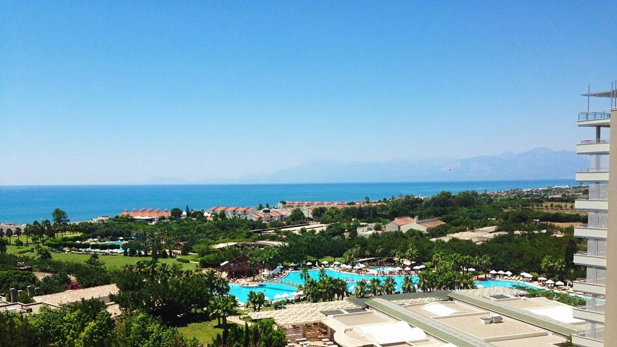 Turkey 2014 Turkey Antalya Antalya Turkey Holiday Pool Beach