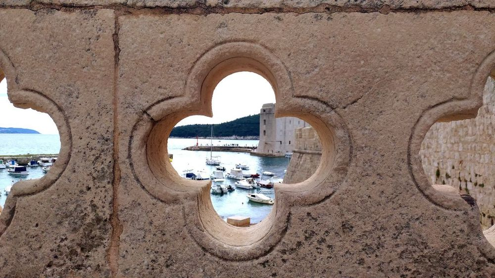 Dubrovnik, Croatia EyeEmNewHere Mobilephotography Game Of Thrones King's Landing Arch Architecture Built Structure