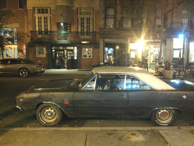 NYCNYC Eastvillage Newyorkcity Car Streetphotography