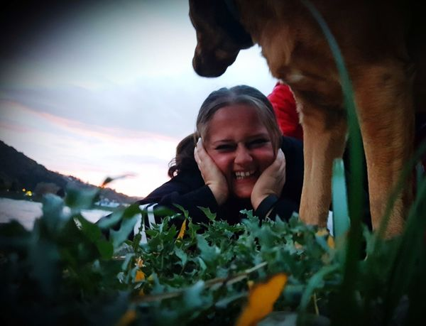 #smiling #havingfun #Happiness #Nature  #naturelove Happiness Cheerful Headshot Rural Scene Women Close-up Hiker