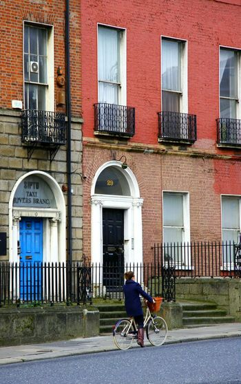 Landscape Streetphotography Geometric Shapes People Watching Dublin Urban Geometry Colors