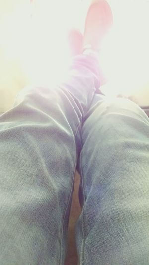 Summer Time  Summer Office Office Hours Sunlight Legs Jeans Boots Time Pass  Photography Postel Power Everything In Its Place Story Gettyimages