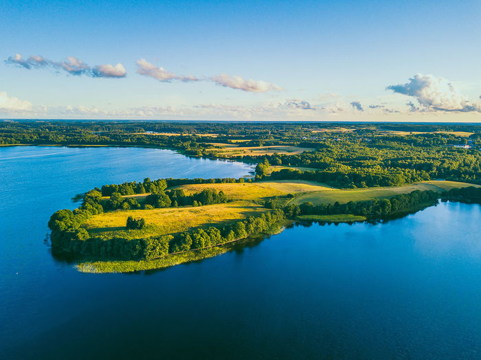 Lithuanian landscape Aerial Shot Drone  Lietuva Nature Aerial Aerial View Beauty In Nature Blue Cloud - Sky Clouds Day Drone Photography Environment Europe Idyllic Lake Landscape Mavic Mavic Pro Nature No People Non-urban Scene Outdoors Plant Scenics - Nature Sky Summer Tranquil Scene Tranquility Water Waterfront