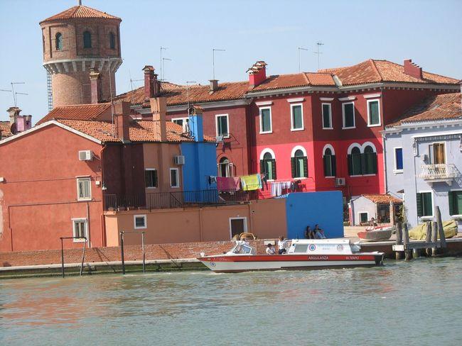 Venice Built Structure Building Exterior Architecture Building Waterfront Water Nautical Vessel Outdoors