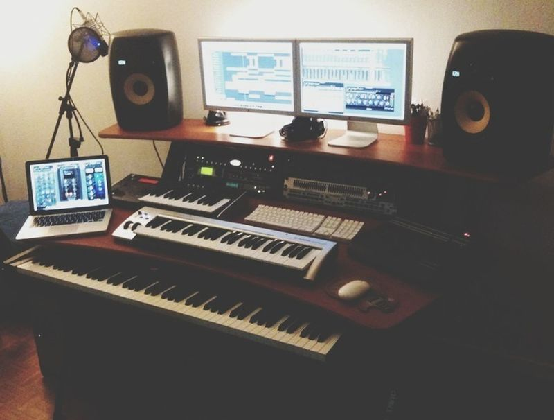 Goodmusic In The Studio Makingmusic