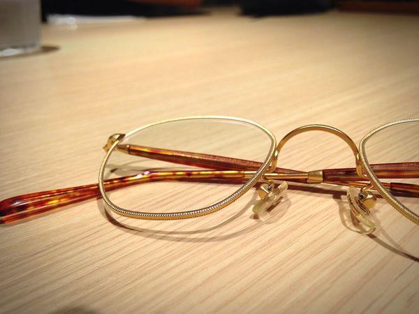 おばぁちゃんメガネ。 EyeEm Potato Megane Japan Fukuoka-shi Vintage 1990s デザイナー失踪した 眼鏡 Glasses