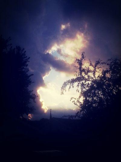 Fantastic Skyporn Sky Clouds