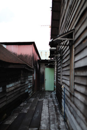 Tan Jetty #georgetown #heritage #penang Building Exterior Day No People Outdoors Wood - Material