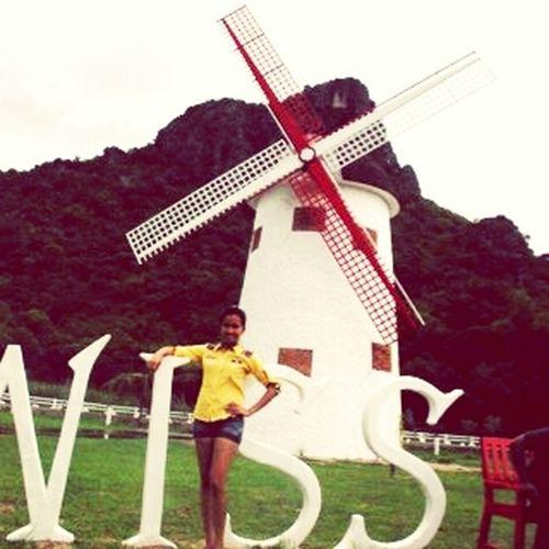 wind mill!