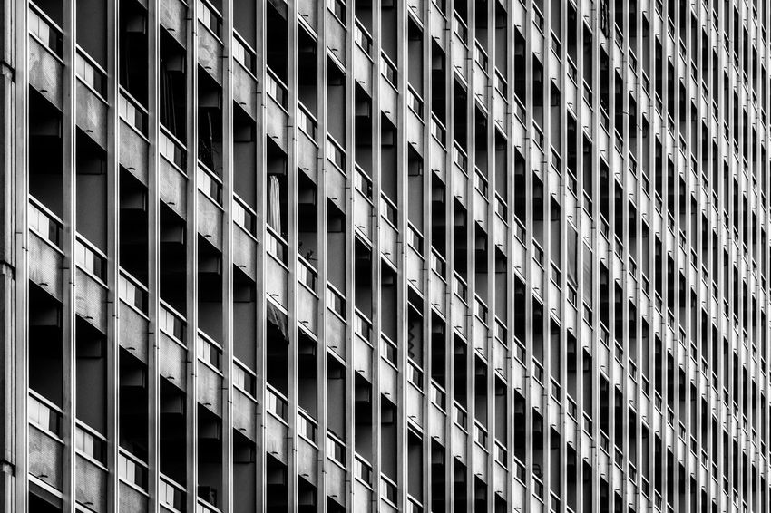 Architecture Backgrounds Canon Canon_photos Canonphotography Day EOS700D Eos700dcanon France France Photos France 🇫🇷 Infinity Landscape Lyon France No People Outdoors Repetition Window Windows