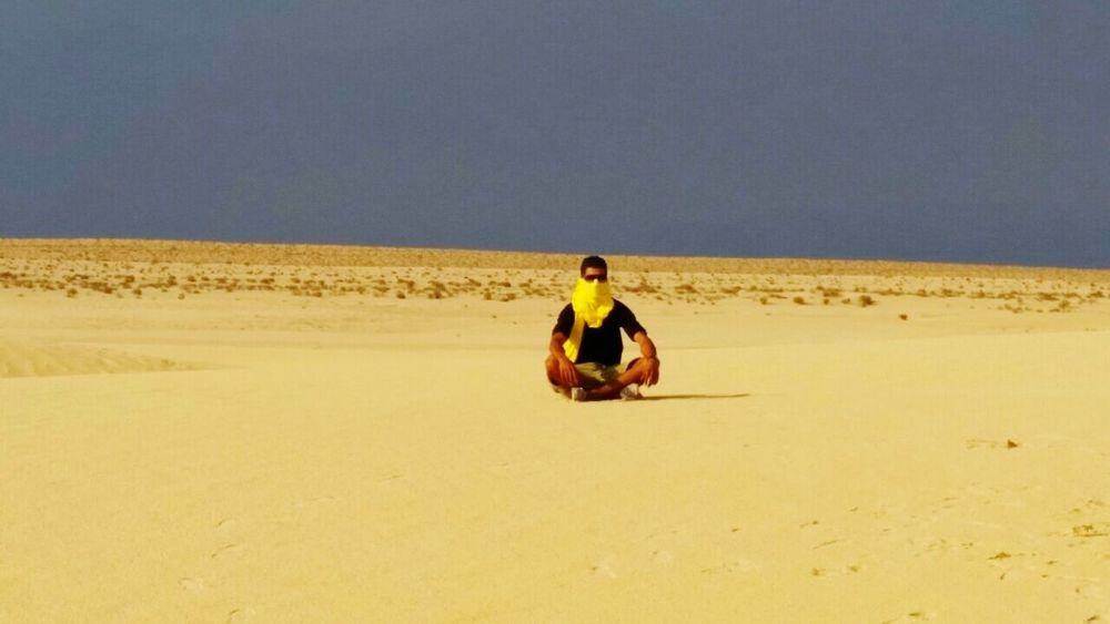 Desert First Eyeem Photo
