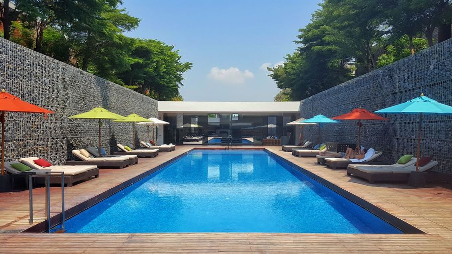 Summer Pool Poolside Vacation Thailand Thailand_allshots Huahin Iamthai Thailandtravel Swimming Pool Travel Photography