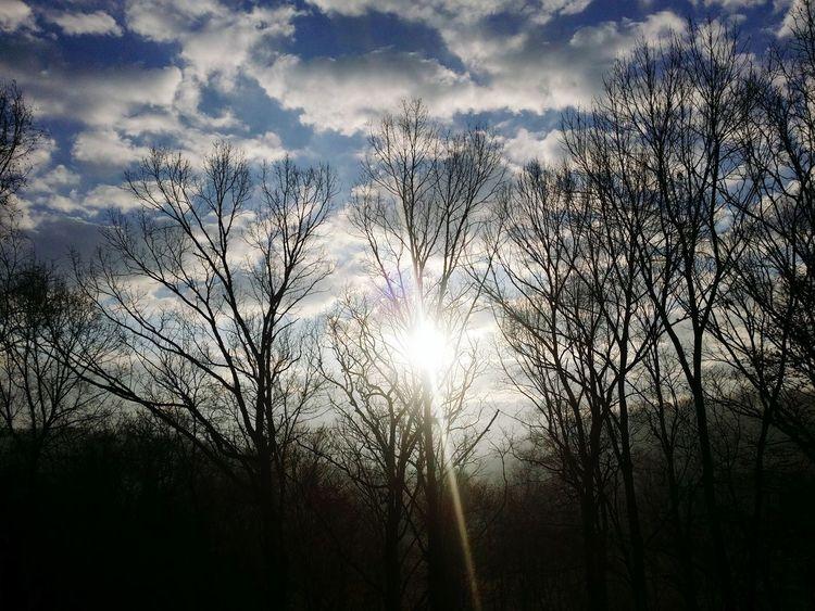 Freelance Life Sunset #sun #clouds #skylovers #sky #nature #beautifulinnature #naturalbeauty #photography #landscape