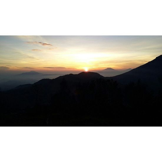 You are my sunshine Puncaksikunir Dieng Jawa Beautyofindonesia