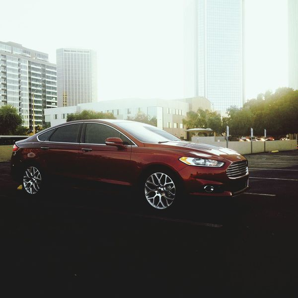 Fordfusion Ford Myride Blessed  Friday