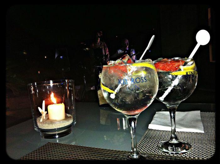 noches de jazz en Hospes Maricel, brindando por momentos unicos