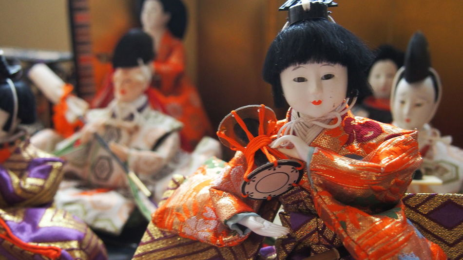 Close-up Day Hinadoll Hinamatsuri Hinaningyou Human Representation お雛様 雛人形