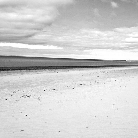 White Beach Beautiful Scotland Nairn Summer Roadtrip