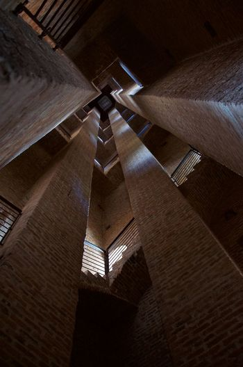 Rotonda's bell tower structure Architectural Feature Architecture Bell Tower Built Structure Day Indoors  No People Structures & Lines