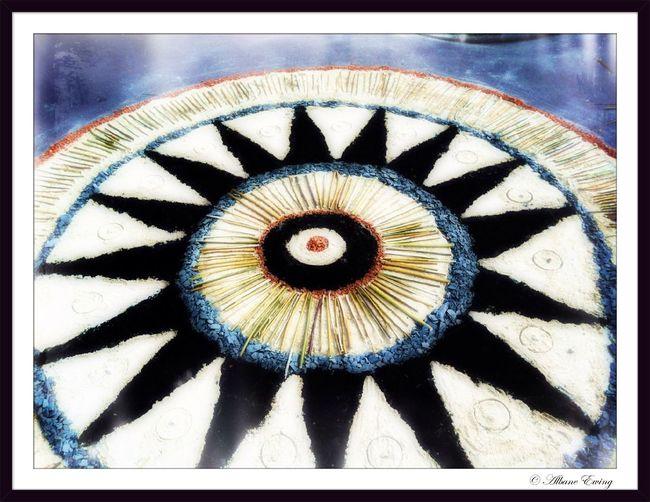 mandala at Versailles Mandala