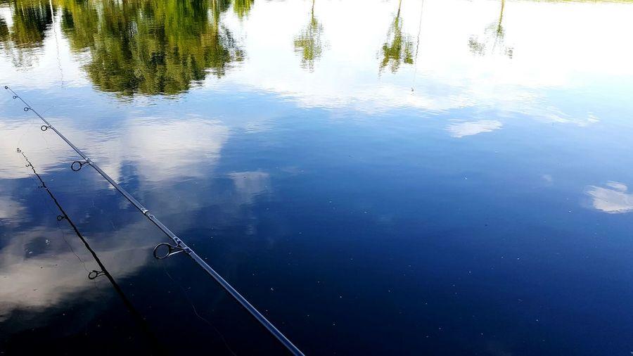 Fishing A La Peche Weekend Activities No People