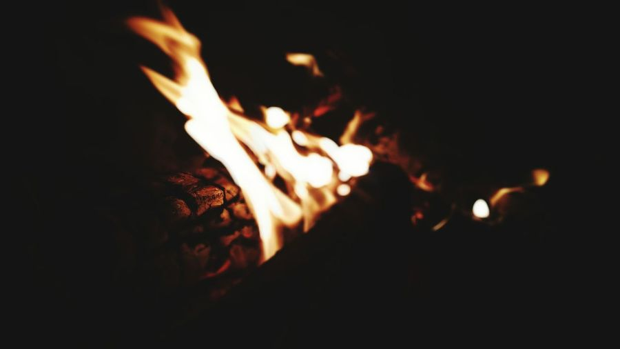 #makrophotography Human Hand Astronomy Flame Forest Fire Heat - Temperature Burning Campfire Bonfire Glowing Fire - Natural Phenomenon
