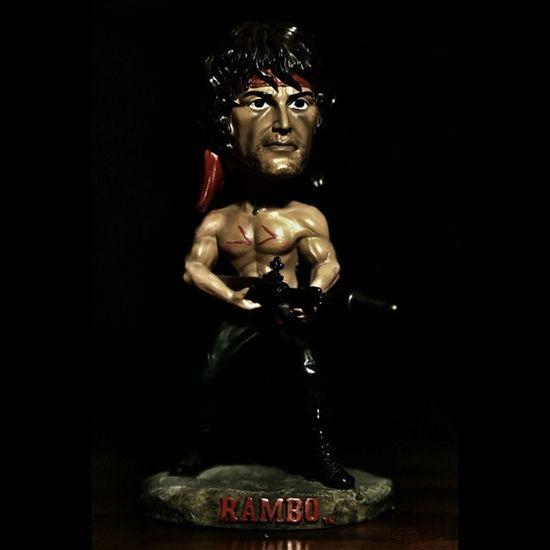 Sylvester Stallone namı diğer John Rambo