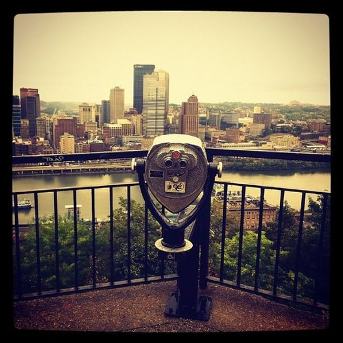 Last day in Pittsburgh