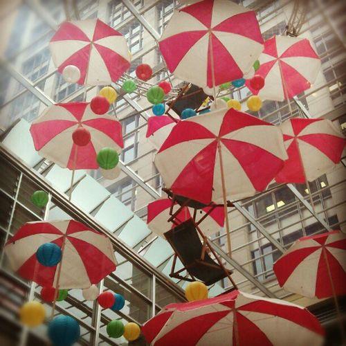 Les parapluies de Sydney...