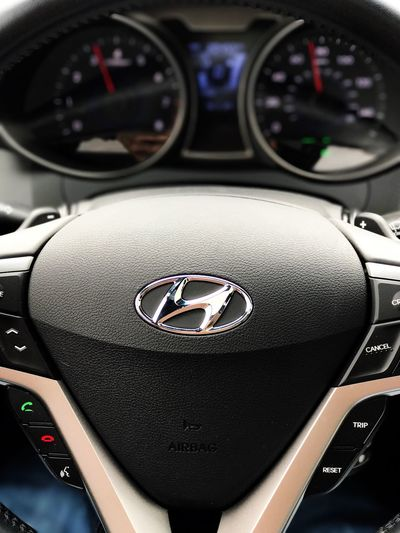Car Luxury Dashboard Transportation Modern Car Interior Speed Speedometer Sports Car Close-up Technology Stereo Gearshift No People Gauge Motorsport Hyundai Veloster Turbo Casino Bound Rain Out Early Out 3XSPUnity Check This Out Happiness