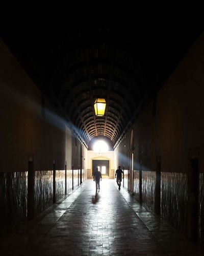 Convento de Cristo @ Tomar, Portugal Portugal Tomar, Portugal Convento De Cristo Walk Steps Life In Motion Tunnel Architecture Corridor Built Structure Silhouette Walking People City Indoors Travel Destinations Adult Adults Only One Person Day The Week On EyeEm