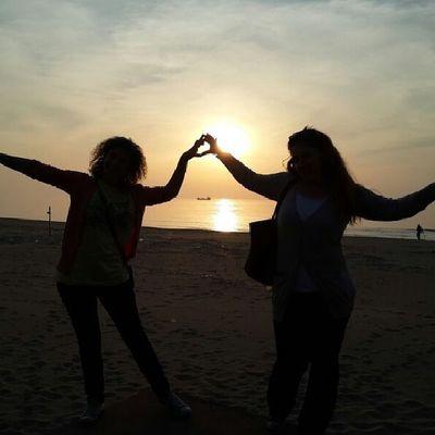 Güneş kaydı elimiz değil ;)