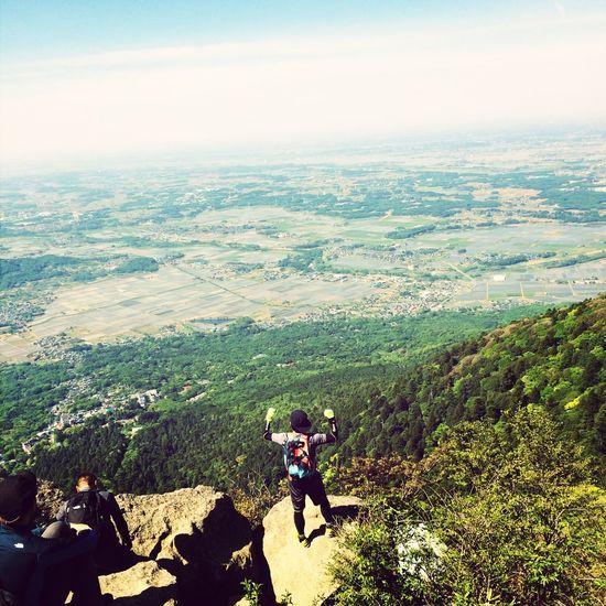 筑波山 山頂 Mt.Tsukuba Mountains