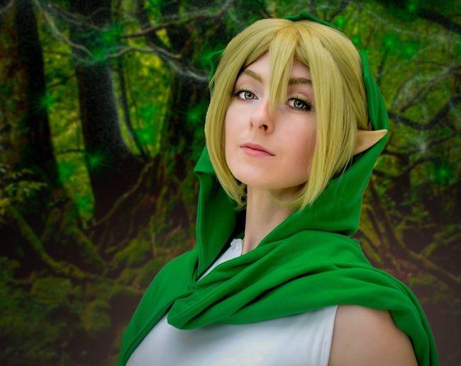 Link Cosplay Cosplay Cosplayer Cosplaying Cosplaygirl Katsucon Katsucon2016 Link Zelda Legend Of Zelda