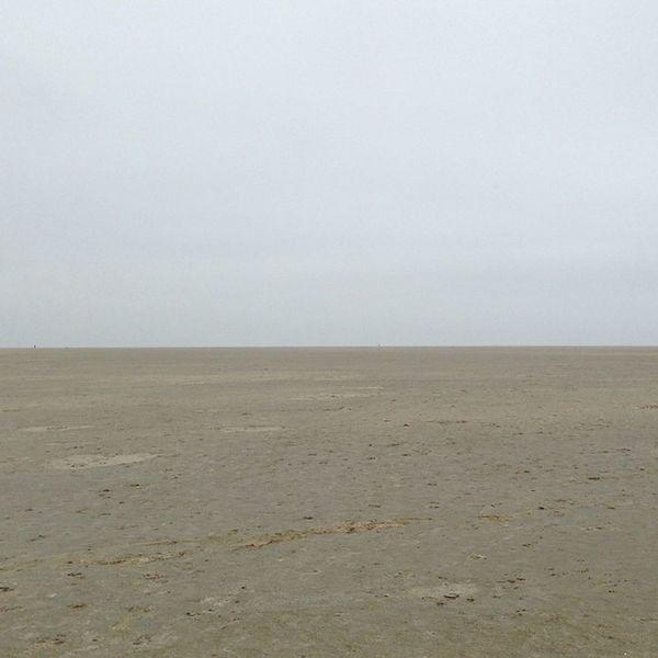 Nix los hier. Beach Landscape Germany Ocean Sand Strand Northsea Nordsee Stpeter Nortern
