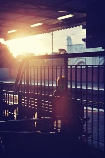 Streetphotography The City Light
