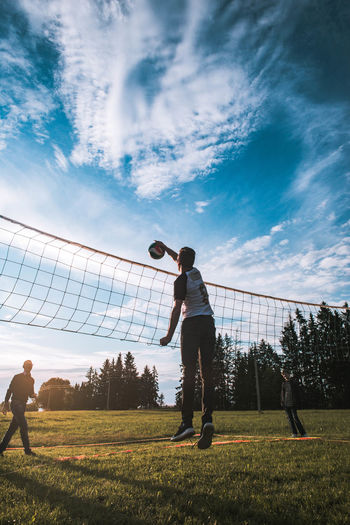 vollyball Volleyball Hose Sports Team Irrigation Equipment Agricultural Equipment Good Sportsmanship First Eyeem Photo