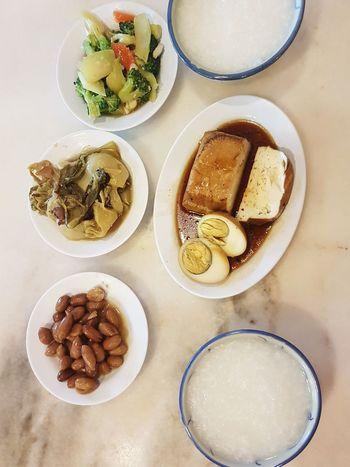 Food And Drink Food Teochew Teochew Porridge Vegetable Vegetarian Food Clean Food Delicious ♡ Simple Life Simple Moments EyeEmNewHere