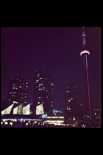 Downtown Toronto - Harbor Front