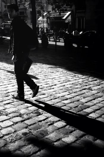Candid IPhoneography Blackandwhite Street Life