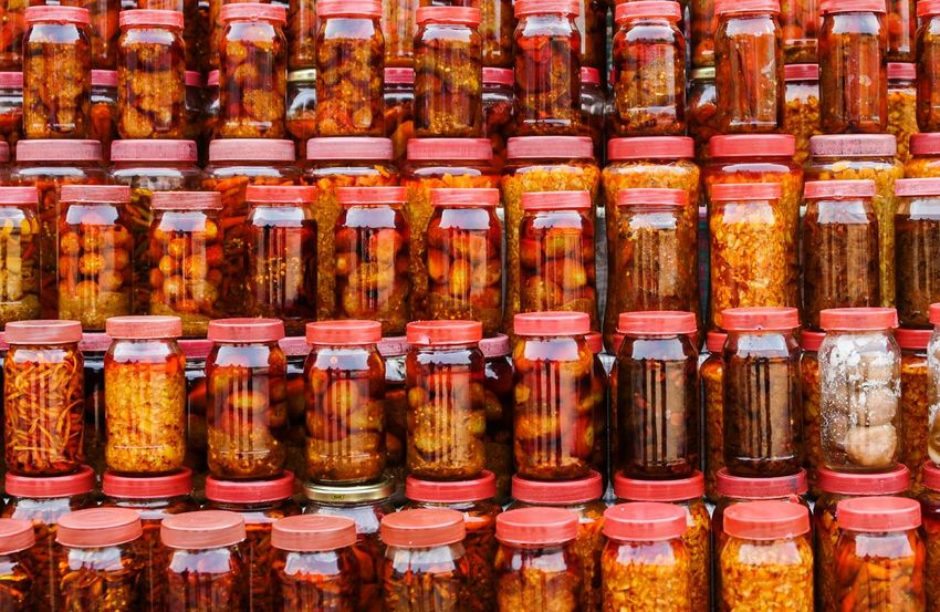 Different kind of local home made pickles. Pickles Pickle Different Kind Of Pickle Home Made Food Home Made Pickles Local Food Local Pickle Handmade Handmade Food Home Made Food Home Cooking Home Made Pickles In A Row Abundance Jar Of Pickle Jars Of Pickle Pickle Jar Spicy Food Jar In A Row Large Group Of Objects Abundance For Sale No People Jar Choice Arrangement Freshness Food Full Frame